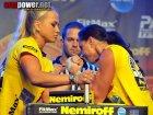 Сара Бекман, многократная чемпионка мира по армрестлингу, не едет на чемпионат Европы - 2013 в Литву