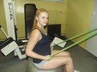 Тренировка для конкурса: Каролина Хулевич - II место