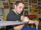 Тренировка чемпионов. Давид Бартосевич