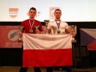 GOLEM HAND - четыре золотых медали для поляков