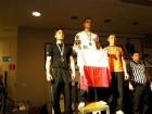 М. Подгурски - 2 золотых медали в Швеции
