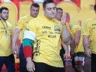 VIDEO Nemiroff 2013 Krasimir Kostadinov vs Alexey Semerenko +95kg left hand