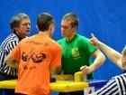 Чемпионат Украины по армспорту: молодежь