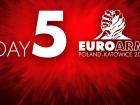 Чемпионат Европы: результаты, день пятый