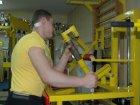 Тренировка с Русланом Бабаевым