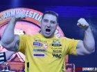 Красимир Костадинов: «105 кг – моя категория!»