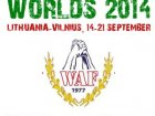World Armwrestling Championship 2014. Senior right hand results