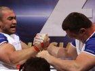 Трансляция Чемпионата России по армспорту