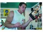 Тарас Ивакин – тренировка чемпиона