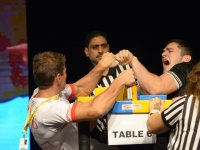 WAF WORLD ARMWRESTLING CHAMPIONSCHIP 2015 - Результаты - 29.09.