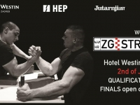 ZG STRONG 2017 WORLD ARMWRESTLING CUP