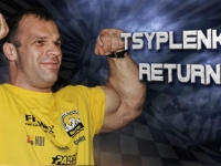Denis Cyplenkov in a PAL professional fight!