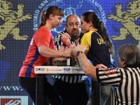 Successful fight of Alina Volkova