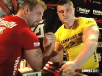 Michael Todd, UAL 8 and modern armwrestling, pt.2