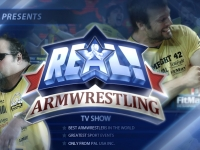 Real Armwrestling on American TV