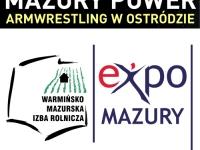 ARMWRESTLING NA MAZURY POWER - OSTRÓDA 2017