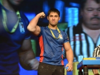 WAF WORLD ARMWRESTLING CHAMPIONSCHIP 2015 - Результаты - 30.09.