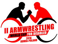 II ARMWRESTLING WORLD CUP FOR DISABLED