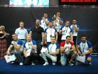 A1 Russian Open - результаты, левая рука