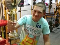 Доминик Заорски - самый молодой чемпион!