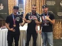 Вазген Согоян: «На чемпионате США было много захватывающих поединков»