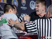Чемпионат Европы: борьба юниоров, молодежи и ветеранов, правая рука