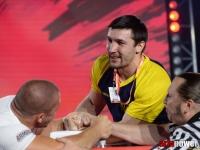 Чемпионат Европы: обзор категории взрослых, левая рука