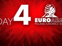 Чемпионат Европы: результаты, день четвертый