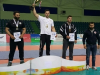 Национальный чемпионат Грузии по армрестлингу: обзор