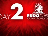 Чемпионат Европы: результаты, день второй