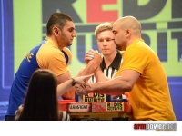 Aider Alidinov: «I am interested in 105 kg class»