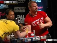 Michael Todd, UAL 8 and modern armwrestling