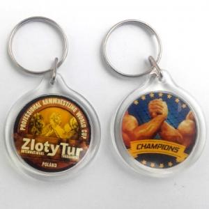 Акриловый брелок Zloty Tur World Cup