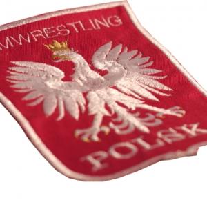 "Заплатка """"Armwrestling Polska"""