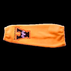 Рукав для разогрева – вышивка А, цвет желтый