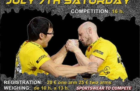 IV Armwrestling Open Francisco Jove Feliu # Aрмспорт # Armsport # Armpower.net
