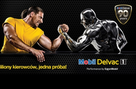 Mobil Delvac Strong Traker - Poznań Motor Show Truck # Aрмспорт # Armsport # Armpower.net