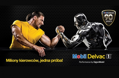 Mobil Delvac™ Strong Traker - Poznań Motor Show 2018 # Aрмспорт # Armsport # Armpower.net