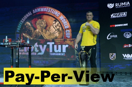 Злотый Тур и Pay-Per-View: как это начиналось # Aрмспорт # Armsport # Armpower.net