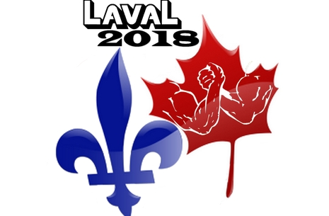 Laval 2018 # Aрмспорт # Armsport # Armpower.net