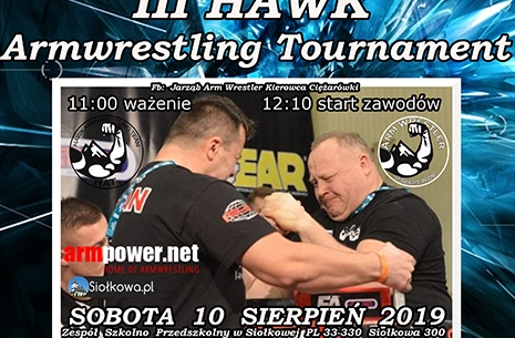 III HAWK Armwrestling Tournament # Aрмспорт # Armsport # Armpower.net