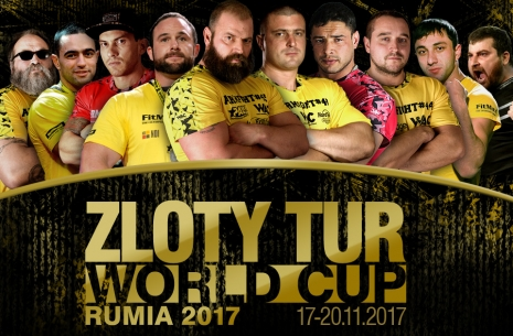 Zloty Tur World Cup-2017! # Aрмспорт # Armsport # Armpower.net